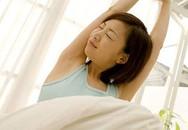 Tự khám bệnh lúc vừa ngủ dậy là tốt nhất