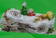 Hương vị quê nhà: Bánh kem Noel