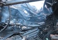 Cháy kho hàng Tết, hàng trăm dân hoảng loạn
