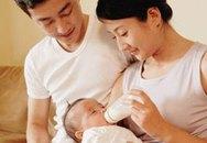 Tác dụng tuyệt vời của sữa dê tới sức khỏe bé!