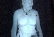 Tranh cãi về hình khỏa thân của khách đi máy bay