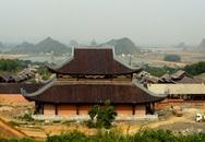 Chùm ảnh chùa Bái Đính tráng lệ