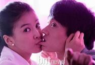 10 nụ hôn ấn tượng nhất trên màn ảnh Hàn Quốc 2009