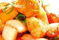 Món ngon cuối tuần: Cá xào chua ngọt