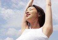 4 cách hít thở tốt cho sức khỏe
