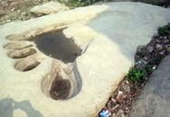 """Xôn xao """"bàn chân khổng lồ"""" thứ 2 ở Phú Thọ"""
