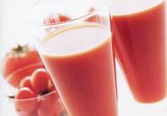 Đồ uống Tết: Sinh tố cà chua
