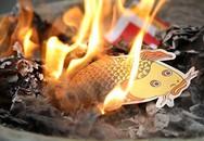 Vàng mã công sở: Tiền tỷ vẫn... cháy