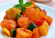 Món mới cho Tết: Cá xốt dứa chua ngọt