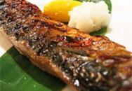 Món ngon ăn Tết: Cá thu nướng chuối