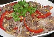 Món ngon ăn Tết: Gỏi bắp bò