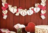 Ngôi nhà lãng mạn cho lễ tình nhân