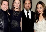 """Những cặp đôi """"nóng"""" nhất Hollywood"""
