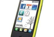 'Dế' cảm ứng giá rẻ 10 màu của LG