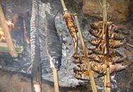 Hương vị quê nhà: Cá suối nướng người Thái