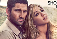 Jennifer Aniston tình tứ với bạn diễn trên sa mạc