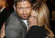 Jennifer Aniston và Gerard Butler quấn quýt trên thảm đỏ
