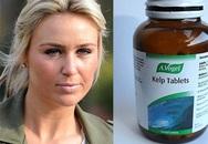 Bà xã Gerrard đang dùng thuốc ăn kiêng nguy hiểm