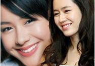 Mỹ nhân Châu Á có nụ cười thiên thần