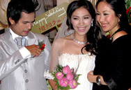 'Sao' dự tiệc cưới Đức Tiến - Bình Phương