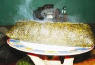 Hương vị quê nhà: Bánh trưng đen