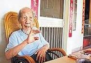 Cụ ông 96 tuổi lần đầu lấy vợ