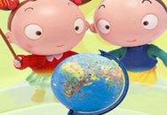 Mẹ kể con nghe: Quả địa cầu