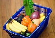 Mẹo tiết kiệm khi mua sắm đồ ăn