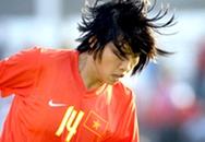 """Nữ tuyển thủ Kim Chi - """"Chiến binh vàng"""""""