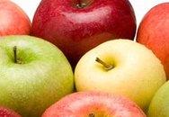Mỗi màu táo một công dụng