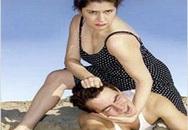 Khổ vì bị vợ bạo hành!