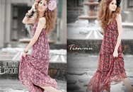Váy bohemieng quyến rũ