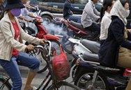Không khí ô nhiễm làm tăng huyết áp