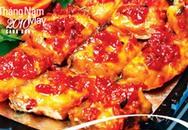 Cá giòn nướng muối ớt