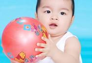 Ảnh đẹp của bé Nhật Huy