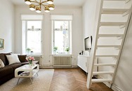 Ấn tượng căn hộ 37 m2 trong chung cư cũ