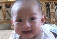 Ảnh đẹp bé Nhật Minh