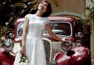 Váy trắng lãng mạn