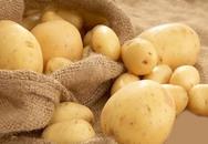 Cách bóc vỏ khoai tây nhanh nhất