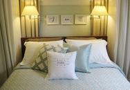 14 lưu ý khi kê giường vợ chồng theo phong thủy