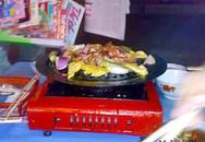 Nướng thịt trên bếp gas hại cho sức khỏe