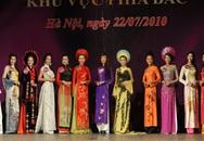 Người đẹp HHTG người Việt duyên dáng áo dài