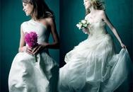 10 váy cưới đẹp như mơ