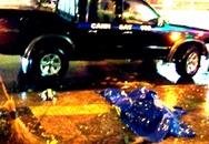 Khởi tố vụ án giết người đẫm máu vì quệt xe