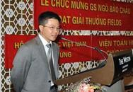 Đại tướng đặc biệt quan tâm giáo sư Ngô Bảo Châu