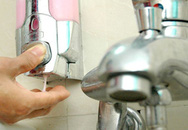 Không nên dùng nước rửa tay khô ở nhà