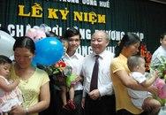 Bộ trưởng Nguyễn Quốc Triệu dự lễ khởi công Bệnh viện quốc tế T.Ư Huế