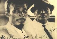 Bức ảnh có chữ ký của Cụ Hồ và Đại tướng Võ Nguyên Giáp