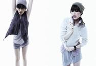 """5 cách """"tận dụng"""" váy hở vai khi trời trở lạnh"""