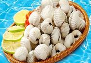 Cách rửa sạch các loại sò, ốc